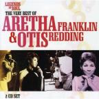 Legends of Soul: Very Best of Aretha Franklin & Otis Redding