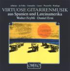Virtuoso Guitar Music Of Spain & Latin America