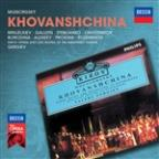 Mussorgsky: Khovanshchina