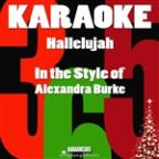 Hallelujah (In The Style Of Alexandra Burke) [karaoke Version] - Single