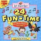 Let's Sing And Learn: 24 More Funtime Favorites Vol. 2