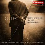 Grieg: Peer Gynt Suites Nos. 1 &amp; 2; Lyric Suite; Piano Concerto