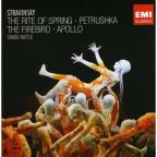 Stravinsky: The Rite of Spring; Petrushka; The Firebird; Apollo