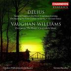 "Delius: Summer Night on the River; Vaughan Williams: Overture to ""The Wasps"""