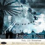 American Voices, Vol. 2: Sonatas