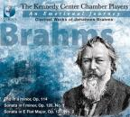 An Emotional Journey: Clarinet Works of Johannes Brahms
