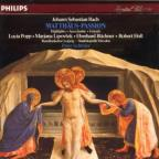 Bach: St Matthew Passion Highlights / Schreier, Popp
