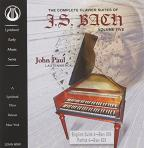 J.S. Bach: The Complete Clavier Suites, Vol. 5
