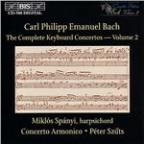 C.P.E. Bach: The Complete Keyboard Concertos, Vol. 2
