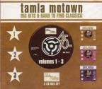 Tamla Motown: Big Hits & Hard to Find Classics, Vols. 1-3