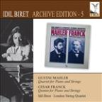 Idil Biret Edition, Vol. 5: Quartet for Piano &amp; Strings