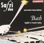 Bach: English & French Suites