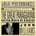Great Paraguayan: Guitar Music of Barrios