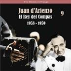 History Of Tango / El Rey Del Compas / Recordings 1958 - 1959, Vol. 9