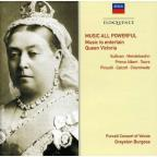 Music To Entertain Queen Victoria
