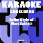 God Is Dead (In The Style Of Black Sabbath) [karaoke Instrumental Version] - Single