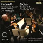 "Hindemith: Klaviermusik mit Orchester; Dvorak: Symphony No. 9 ""From the New World"""