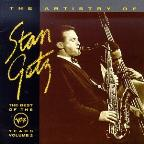 Artistry Of Stan Getz: Best Of Verve Years Vol 2