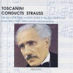 Toscanini Conducts Strauss
