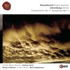 Shostakovich: Piano Quintet; Ustvolskaya: Octet; Composition No. 3; Symphony No. 5
