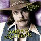Paycheck,Johnny Vol. 1 - American Legend