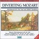 Diverting Mozart