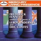 Fennell conducts the music of Anderson & Coates