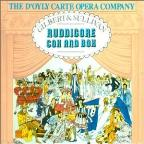 Gilbert & Sullivan: Ruddigore, Cox and Box / D'Oyle Carte