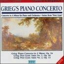 "Grieg: Piano Concerto, Suites From ""Peer Gynt"""