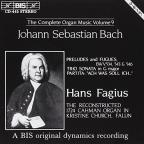 Bach: The Complete Organ Music, Vol. 9
