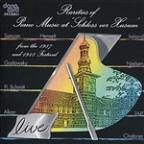 Rarities Of Piano Music 1987-1988