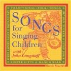 Songs for Singing Children