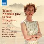 Takako Nishizaki Plays Suzuki Evergreens, Vol. 2