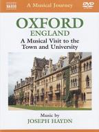 Musical Jouney: Oxford - England