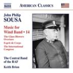 Sousa: Music for Wind Band, Vol. 14