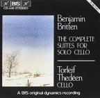 Britten: Solo Cello Suites