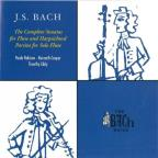 J.S. Bach: The Complete Sonatas for Flute and Harpsichord; Partita for Solo Flute
