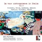 La voce contemporanea in Italia, Vol. 3