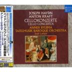 Haydn: Cello Concerto 1 & 2/Kraft