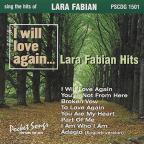 Karaoke: Lara Fabian - I Will Love Again