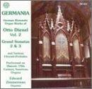 Germania: German Romantic Organ Works of Otto Dienel, Vol. 2