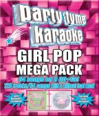 Party Tyme Karaoke: Girl Pop Mega Pack