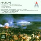 Haydn: Missa in Tempore Belli; Salve Regina