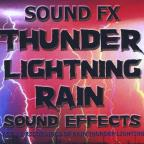 Sound Effects - Thunder, Lightning, Rain