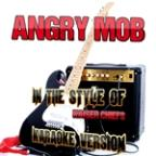 Angry Mob (In The Style Of Kaiser Chiefs) [karaoke Version] - Single