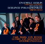 Ensemble Berlin Plays Weber, Beethoven & Pasculli