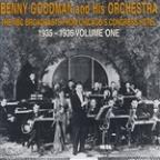 Benny Goodman from the Congress Hotel, Vol. 1: 1935 - 1936