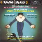 Aram Khachaturian: Masquerade Suite; Dmitry Kabalevsky: The Comedians