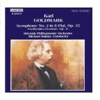 Goldmark: Symphony no 2, etc / Hálasz, Rhenish PO