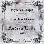 Fryderyk Chopin Guitar arrangements by Francisco Tarrega